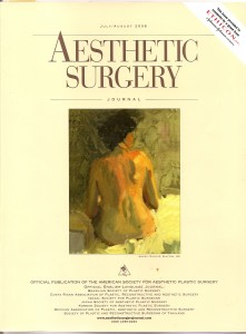 Aesthetic Surgery Journal - Pierjean (pierre) Albrecht